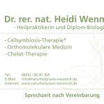 Heidi Wennrich Türschild